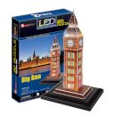 "CubicFun 3D Puzzle ""Big Ben"" (Led) 28 τμχ 2596989_1"