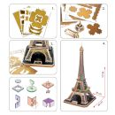 "CubicFun 3D Puzzle ""Eiffel Tower"" (Led) 82 τμχ 2596997_3"