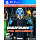 505 Games 505 Games Payday  2 The Big Score Playstation 4 2599430