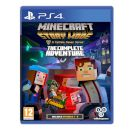 Activision Activision Minecraft : Story Mode The Complete Adventure Playstation 4 2599953