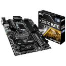 MSI MSI Motherboard H270 PC Mate (Η270/1151/DDR4) 2630222