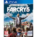 Ubisoft Ubisoft Far Cry 5 Deluxe Edition Playstation 4 2698366