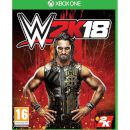 Take2 Interactive Take2 Interactive WWE 2K18 Standard Edition Xbox One 2715279