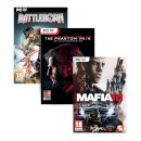Mafia III + Metal Gear Solid V : Phantom Pain + Battleborn PC 2720043