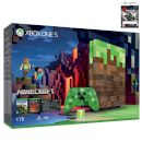 Microsoft Microsoft Xbox ONE S 1 TB Minecraft Limited Edition 2732637