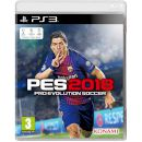Konami Konami Pro Evolution Soccer 2018 Playstation 3 2787423