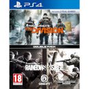Ubisoft Ubisoft Tom Clancy's Rainbow Six : Sige & The Division Playstation 4 2802503