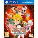 Namco Namco The Seven Deadly Sins Playstation 4 2804573