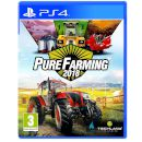 TECHLAND TECHLAND Pure Farming 2018 Playstation 4 2805936