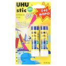 UHU Κόλλα Stick Magic 8,2gr (1+1) 767972_3