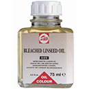 Talens Bleached Linseed Oil 75ml 83097