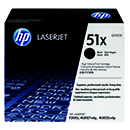 HP Toner HP 51X Black 899089