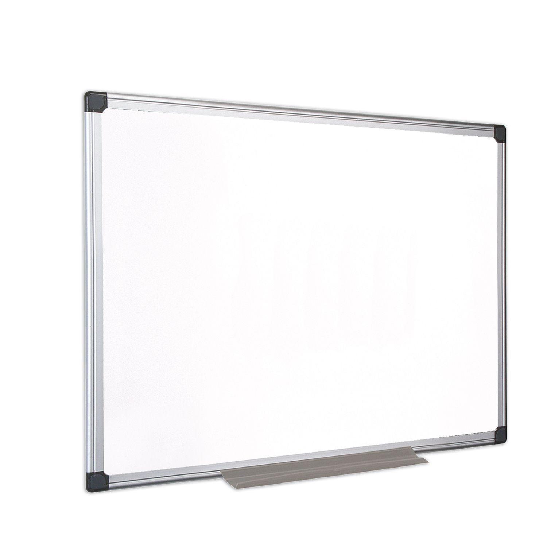 8893089428 Bi-Office Πίνακας Λευκός Μαγνητικός 60 X 90 cm