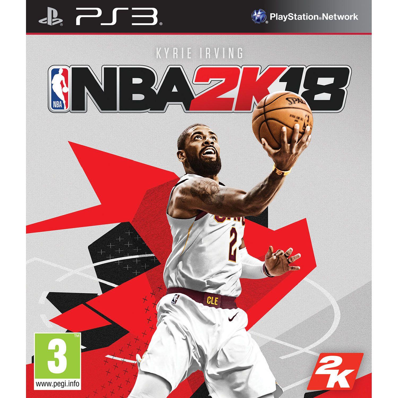 89b7d1594d3 Take2 Interactive NBA 2k18 Playstation 3