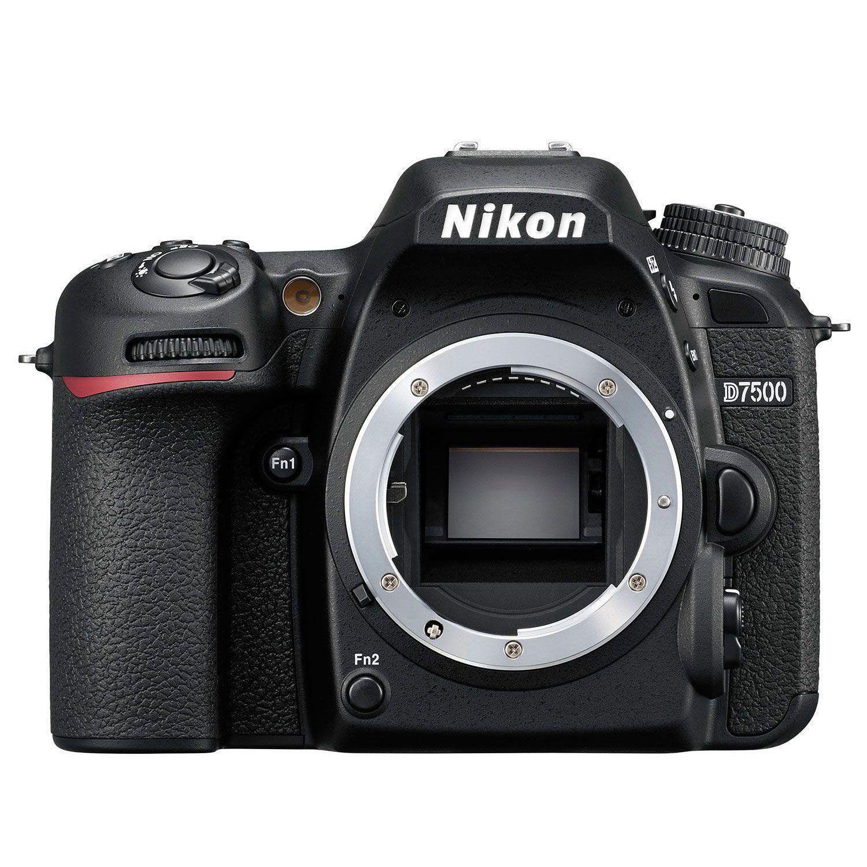 Nikon DSLR DSLR D7500 Body Μαύρο a6246d2dc0c