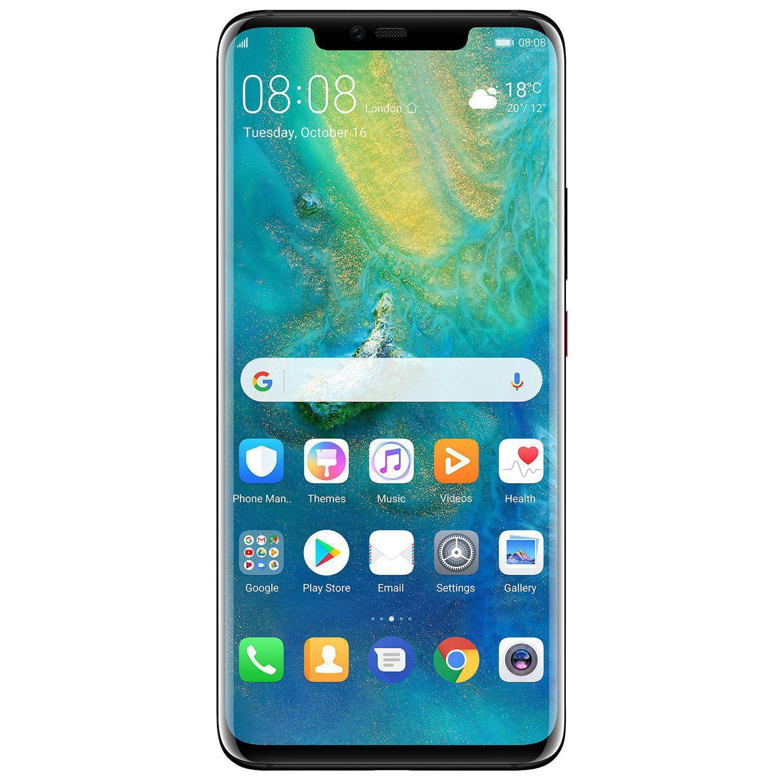 276534cf18 HUAWEI Mate 20 Pro 4G+ Smartphone Μαύρο - Smartphones