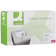 Toner Q-Connect Συμβατό CE403A Magenta
