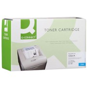 Toner Q-Connect Συμβατό CE261A Cyan