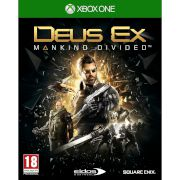 Square Enix Deus Ex Mankind Devided SteelbookEdition Xbox One