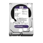 WD Purple Surveillance HDD 6TB