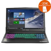Turbo-X Furious Ti MTS Laptop (Core i7 7700HQ/8 GB/240 GB/GTX 1050 Ti 4 GB)