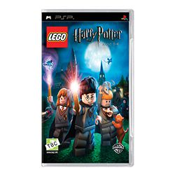 Warner Lego Harry Potter: Years 1-4 PSP