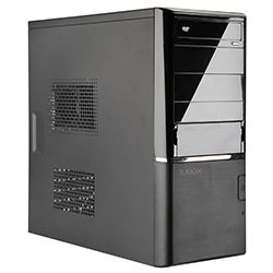 Turbo-X Case A13 Piano Black - Midi
