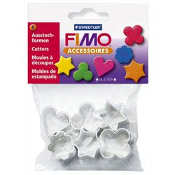 Staedtler Κουπ Πατ 6τεμ. Fimo