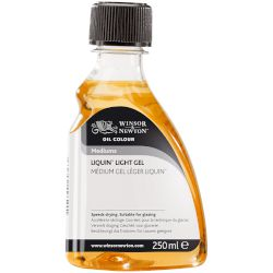 Winsor & Newton Liquin Light Gel Medium 250ml