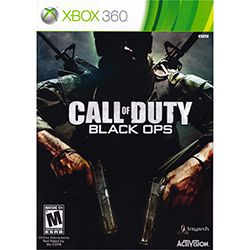 Activision Call of Duty : Black Ops XBOX 360