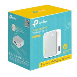 TP-Link WiFi Router N150 3G/4G TL-MR3020