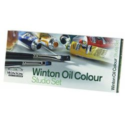 Winsor & Newton Studio Set Winton