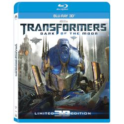 Paramount 3D BD Transformers: Dark of the Moon