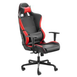 @Work Καρέκλα Gaming Bucket Black-Red