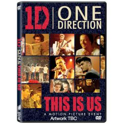Sony DVD One Direction: This is us