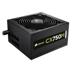 Corsair PSU CXM Series 750 W 80+ Bronze CX750M Modular