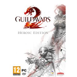 Ncsoft Guild Wars 2 Heroic Edition