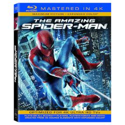 Columbia The Amazing Spiderman (BD 4K)