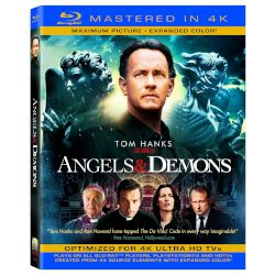 Columbia Angels and Demons (BD 4K)