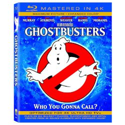 Columbia Ghostbusters (BD 4K)