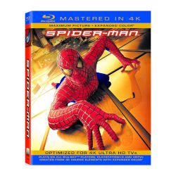Columbia Spiderman (BD 4K)