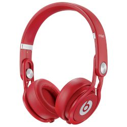 Headphones Beats Mixr Κόκκινο