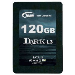 TeamGroup SSD Dark L3 120GB