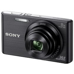 Sony Digital Camera Cybershot DSC-W830 Μαύρο