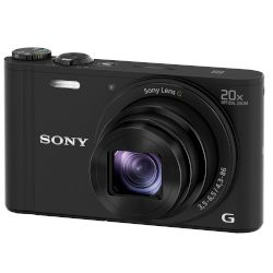 Sony Digital Camera Cybershot DSC-WX350 Μαύρο