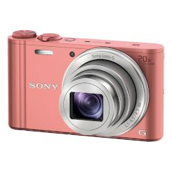 Sony Digital Camera Cybershot DSC-WX350 Ροζ