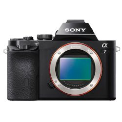 Sony Digital Camera A7 Body Μαύρο