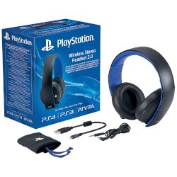 Sony Wireless Stereo Headset 2.0 (PS4,PS3,PS VITA)