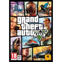 Take2 Interactive GTA V PC