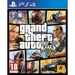 Take2 Interactive GTA V PS4
